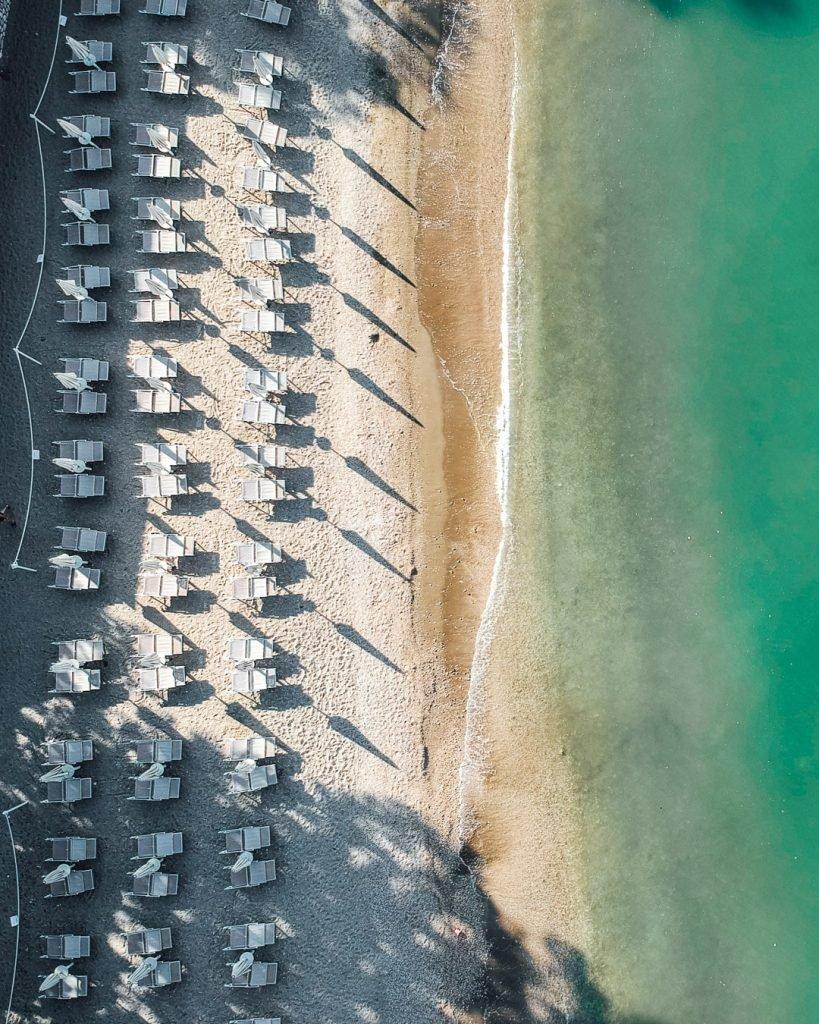 umbrelute plaja