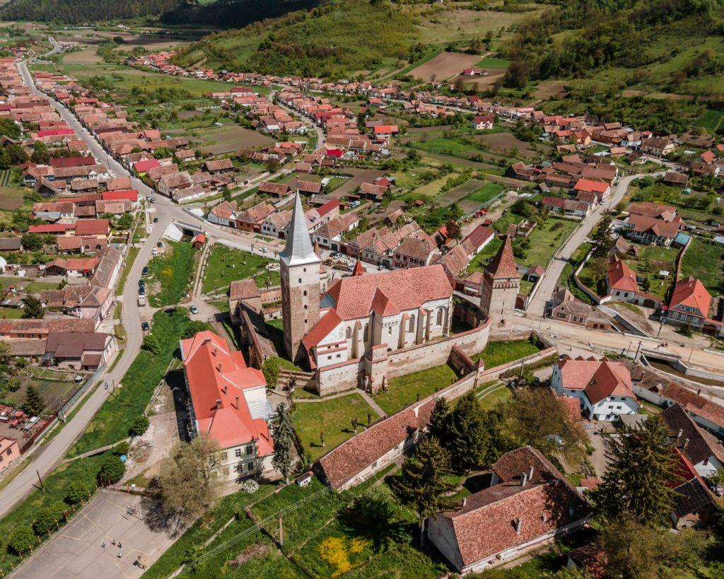 Biserica fortificata Mosna